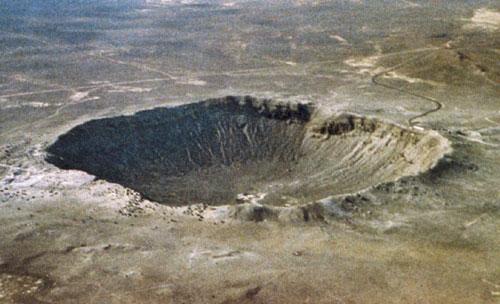 Tận thế: Sức hủy diệt của thiên thạch - 1