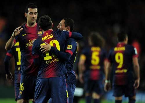 Liga sau V16: Thế giới của Barca & Messi - 1