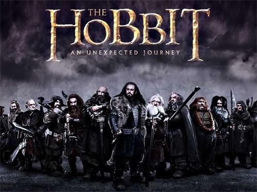Hobbit lập kỷ lục phòng vé Bắc Mỹ - 1