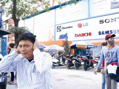 Hà Nội, TPHCM: Khốn khổ vì tiếng ồn - 1