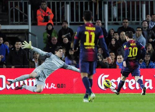 Chiếc giày vàng: Messi và phần còn lại - 1
