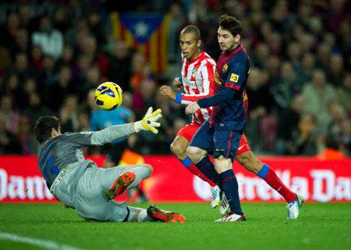 Messi: Sinh ra để ghi bàn - 1