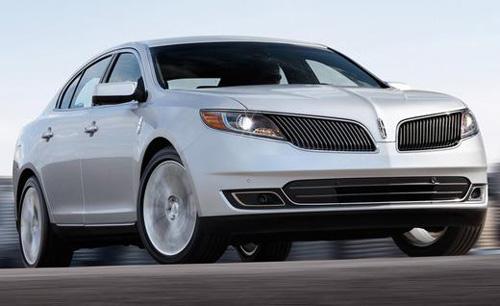 """Lincoln MKS 2013 """"chiến binh"""" của Ford - 1"""