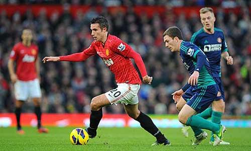 Van Persie: Messi của sân Old Trafford? - 1