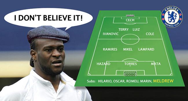 Ai có thể tin vào đội hình này có thể giúp Chelsea giành các danh hiệu?