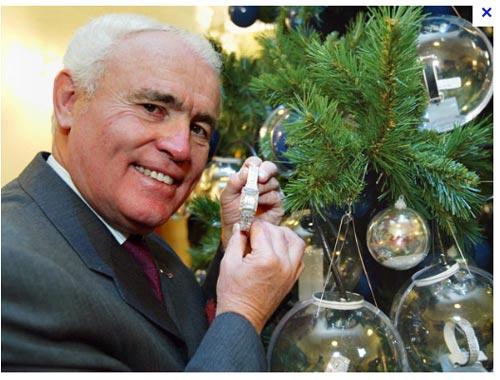 Những cây thông Noel đắt giá nhất - 1