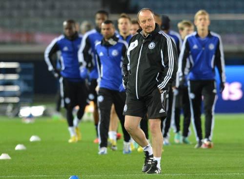 Chelsea: Thay đổi vì tuyến giữa - 1
