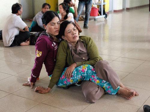 Tai biến sản khoa ở Quảng Ngãi: Tại báo chí! - 1