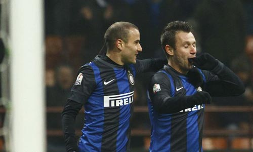 Inter - H.Verona: Trút giận - 1