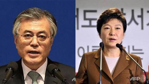 """Hàn Quốc: """"Bóng ma"""" phủ bóng cuộc bầu cử - 1"""