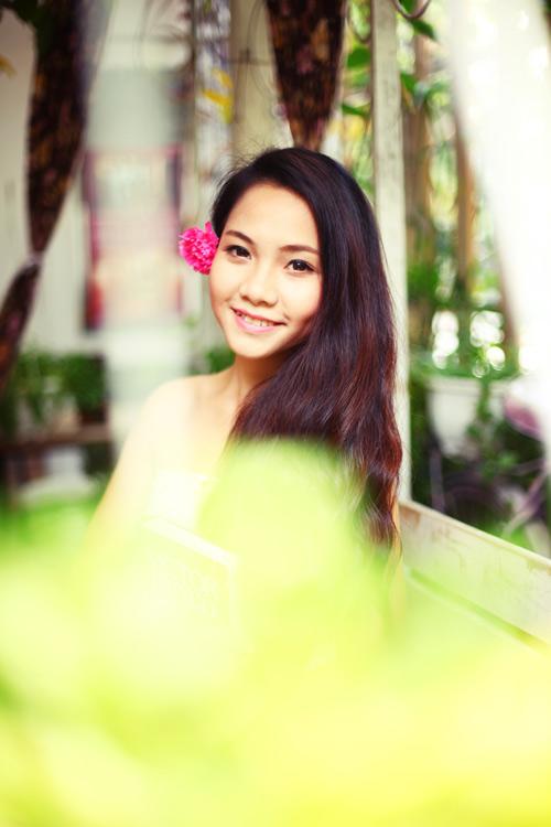 Vẻ đẹp gợi cảm của thiếu nữ tuổi 18 - 1