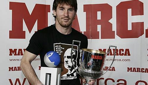Messi: M60… đợi anh - 1