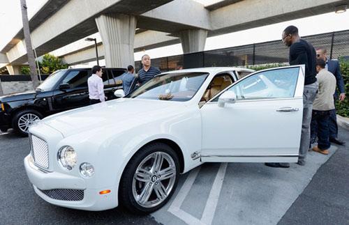 20 chiếc xe đi cùng người nổi tiếng 2012 (phần cuối) - 1