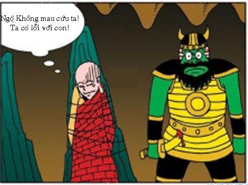 Tây Du Ký hài: Yêu quái tự vẫn - 1