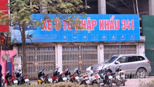 """""""Đi viếng"""" showroom xe nhập tại Hà Nội - 1"""