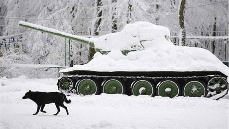 Nga: Âm 60 độ C, cả trăm người chết rét - 1
