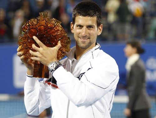 Djokovic – Murray: Tâm điểm ở Abu Dhabi - 1