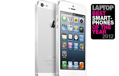 10 smartphone đỉnh nhất 2012 (P1) - 1