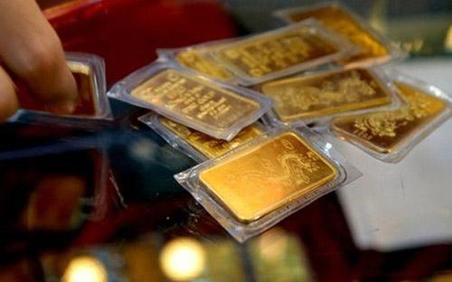 """Bắt đầu """"rải"""" 2.000 điểm giao dịch vàng miếng - 1"""
