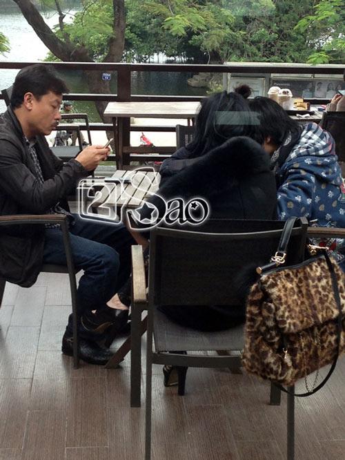 Lộ diện chồng mới của Thanh Lam - 1