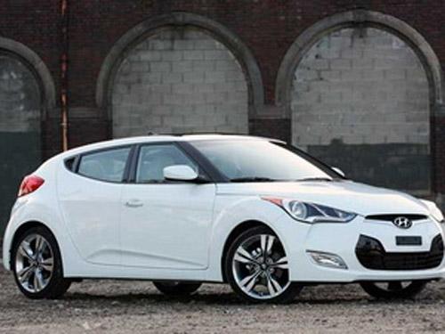 Hyundai Veloster 2012 dính lỗi phanh tay - 1