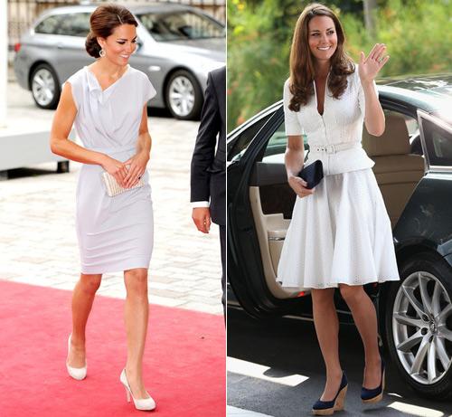 Vợ hoàng tử Anh mặc đẹp nhất thế giới! - 1