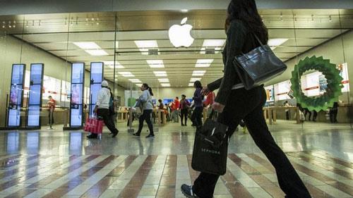 Sex trong... cửa hàng bán lẻ của Apple - 1