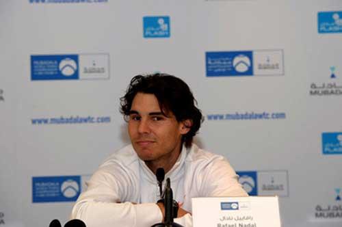 Nadal rút lui khỏi Australian Open 2013 - 1