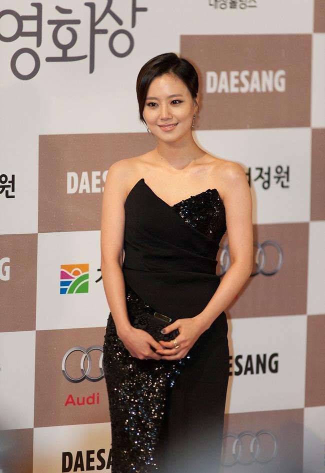 Moon Jae Won được bình chọn là ngôi sao mặc đẹp nhất trên thảm đỏ năm 2012.