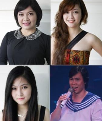Dự đoán Top 4 The voice đi tiếp - 1