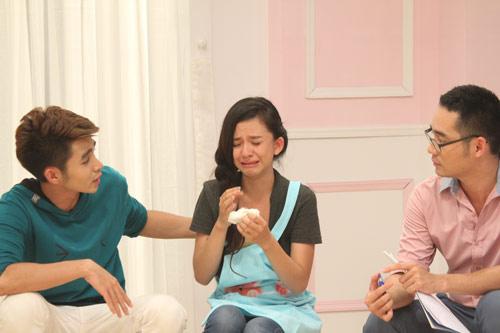 Nha Trang khóc vì không biết nấu ăn - 1