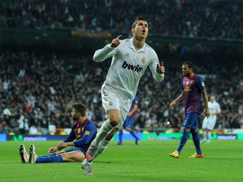Nếu Ronaldo rời Bernabeu... - 1