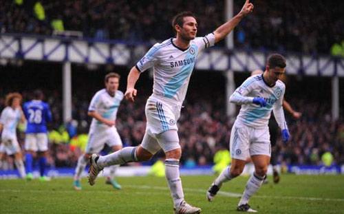 Lập cú đúp, Lampard vẫn sợ phải ra đi - 1