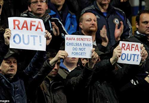 Chelsea: Giờ thì ai ghét Benitez? - 1