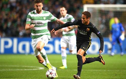 Barca: Neymar chưa thể thay Messi - 1