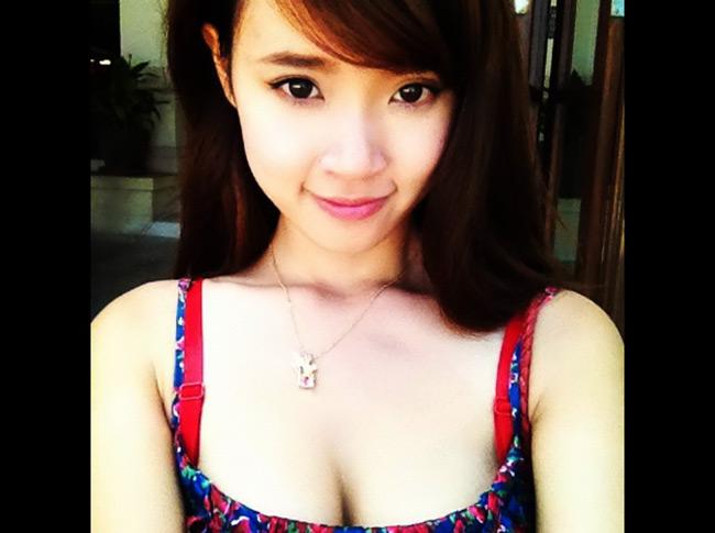 Nhiều người còn nghi ngại Midu đang chạy theo xu hướng khoe da thịt của nhiều sao nữ khác trong showbiz Việt.