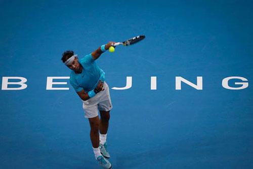 Nadal – Kohlschreiber: Chướng ngại khó nhằn (V2 China Open) - 1