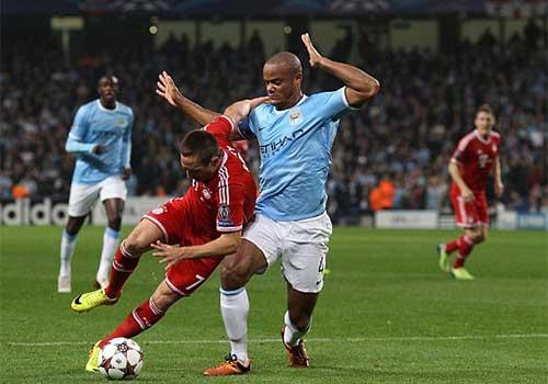 Man City - Bayern: Vùi dập thê thảm - 1
