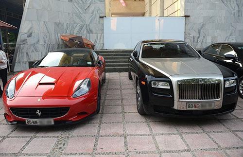 """Những siêu xe """"khủng"""" từng xuất hiện tại Hà Nội - 1"""