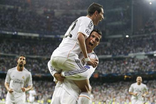 """Real: Bale đang """"lép vế"""" trước Di Maria - 1"""