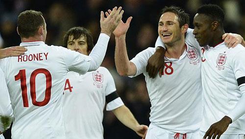 Rooney vẫn lên tuyển để giải cứu Tam sư - 1