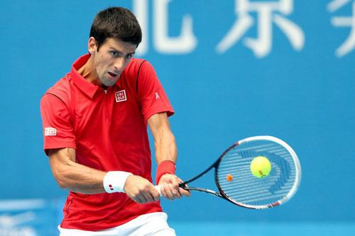Djokovic - Querrey: Thế một chiều (TK China Open) - 1