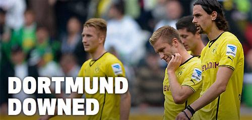 Gladbach – Dortmund: Thẻ đỏ tai hại - 1