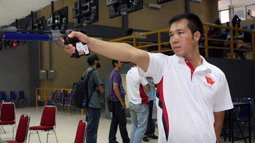 Hướng đến SEA Games 27: Xạ thủ Việt Nam tập huấn tại Hàn Quốc - 1