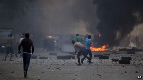 Ai Cập: Bùng phát bạo lực, 51 người chết - 1