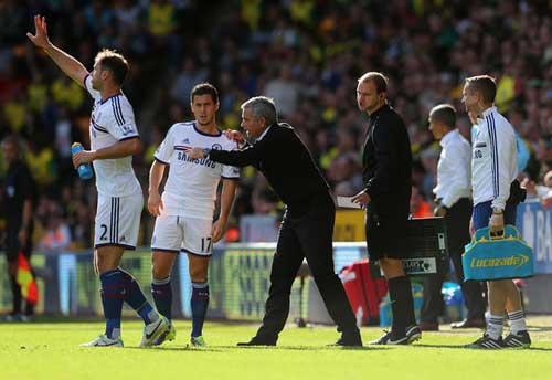 Chelsea: Thính nhạy như Mourinho - 1