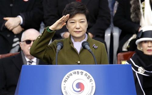 """HQ đòi Triều Tiên ngừng """"nhục mạ"""" Tổng thống - 1"""