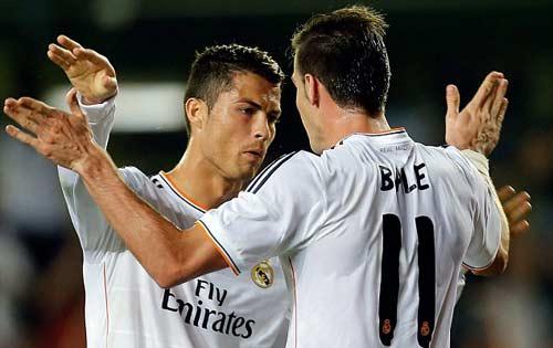 Bale phải vượt qua cái bóng của Ronaldo - 1