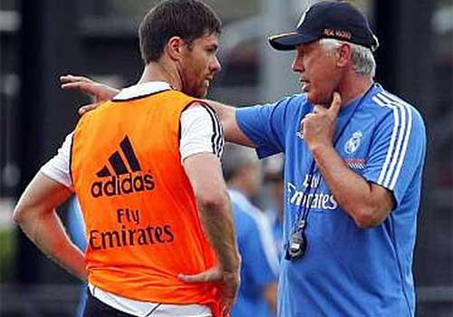 Real - Ancelotti: Nỗi nhớ Xabi Alonso - 1