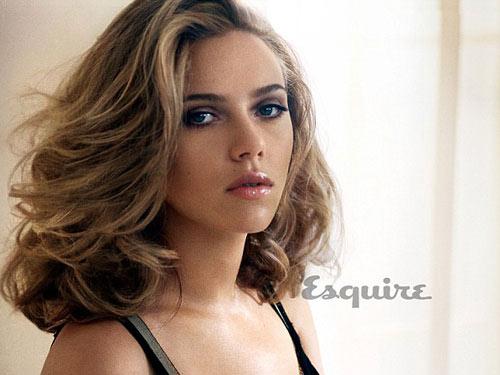 Scarlett Johansson gợi cảm nhất hành tinh - 1